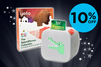 10% off Yoto Player and Audio Cards