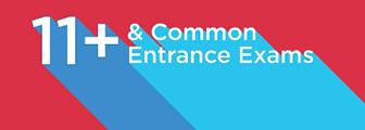 11+ & Common Entrance Exams