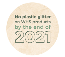 No Plastic Glitter On WHSmith Products By The End Of 2021