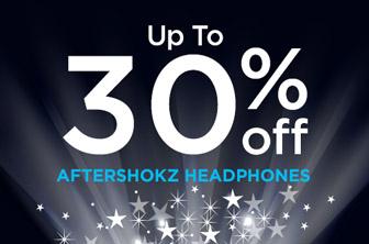 Great Deals On Selected Aftershokz Headphones