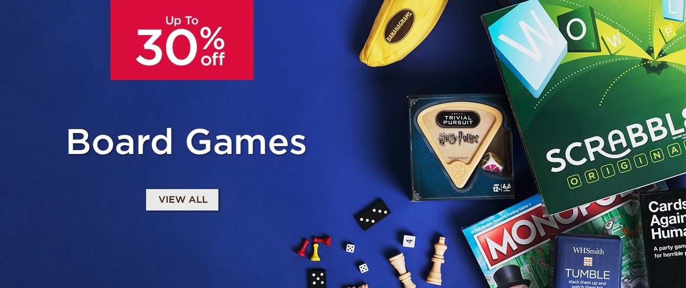 Up to 30% Off Board Games