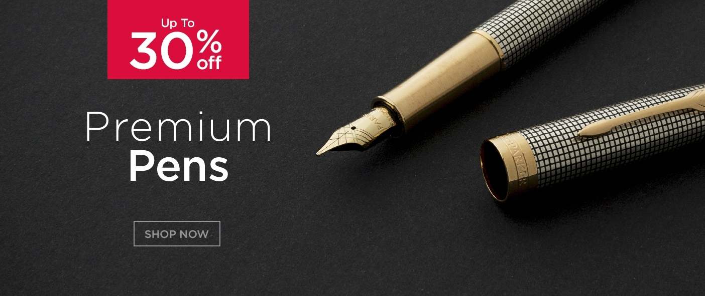 Up to 30% Off Premium Pens