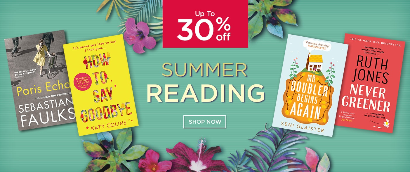 Up to 30% Off Summer Reading
