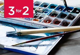 3 For 2 Art & Craft Supplies