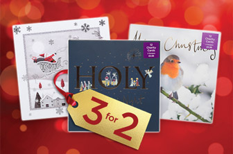 3 For 2 Boxed Christmas Cards
