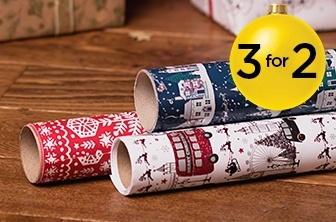 3 For 2 Christmas Wrap