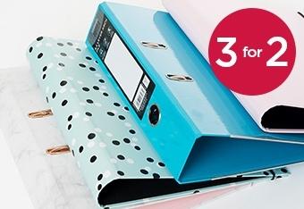 3 For 2 Files & Folders