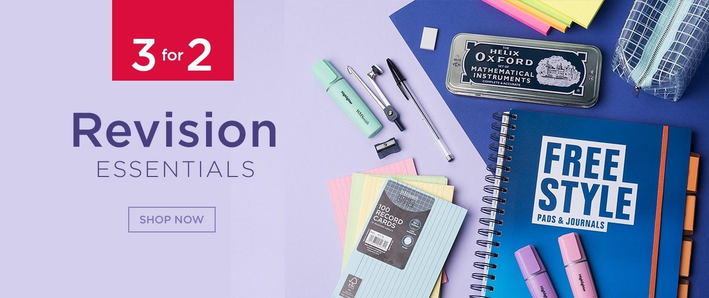 3 For 2 Revision Essentials