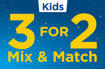 3 For 2 Kids' Art, Toys and Games