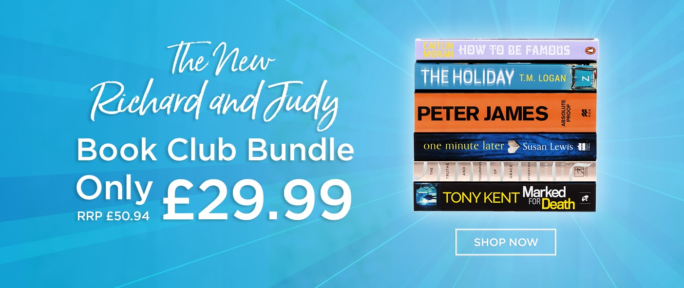 The New Richard And Judy Book Club Bundle