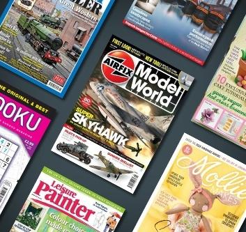 Art, Design & Hobby Magazines