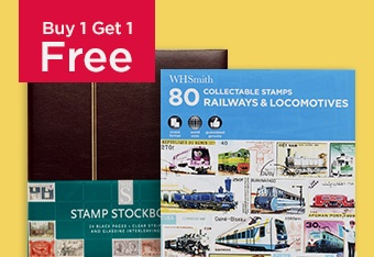 Buy 1 Get 1 Free Collecting Albums & Refills