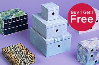Buy 1 Get 1 Free Storage