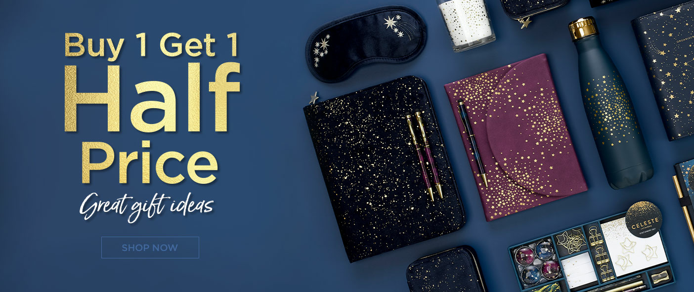 Buy 1 Get 1 Half Price Christmas Gifts