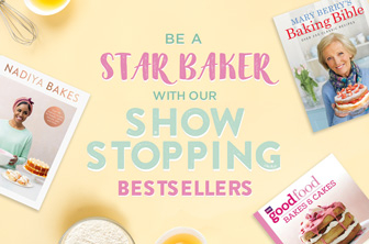 Bestselling Cake and Baking Books