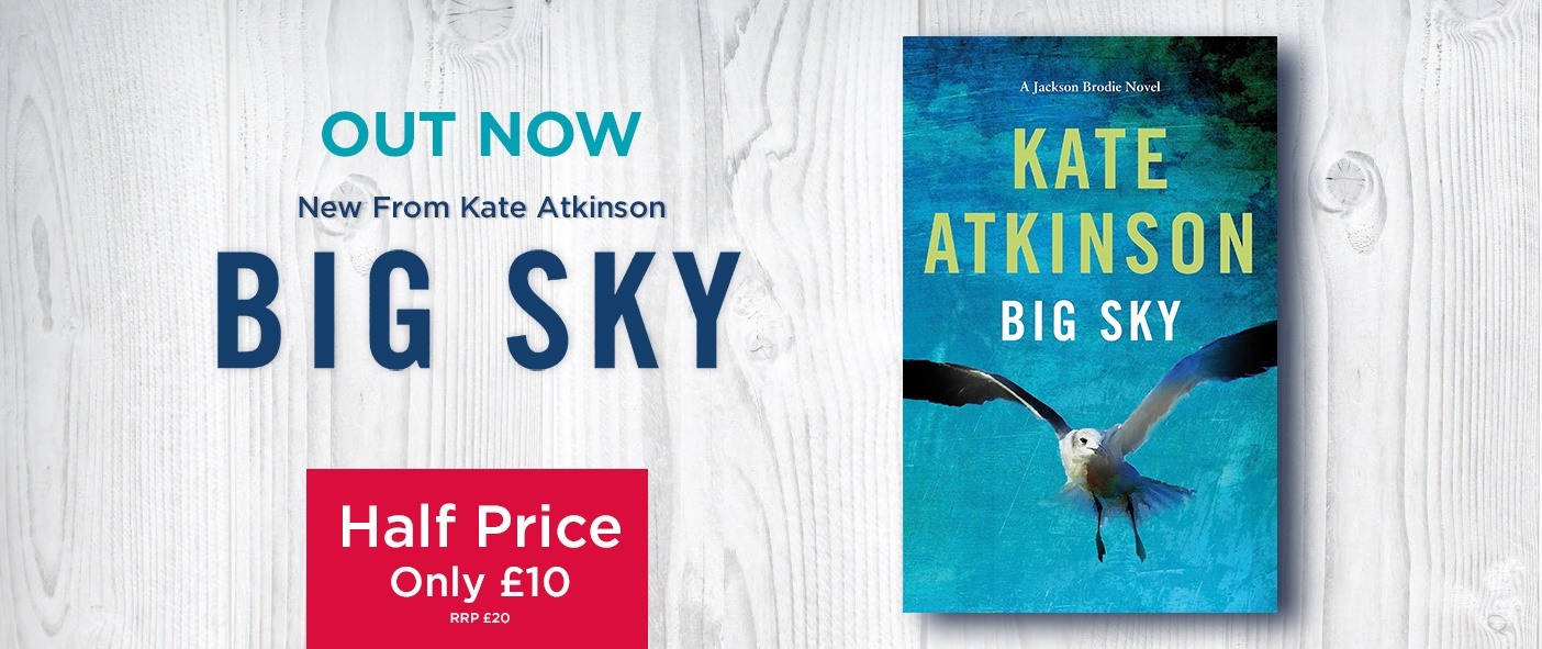Big Sky Out Now at Half Price