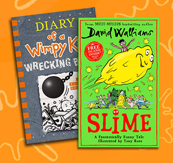 Books for 8-12 Year Olds