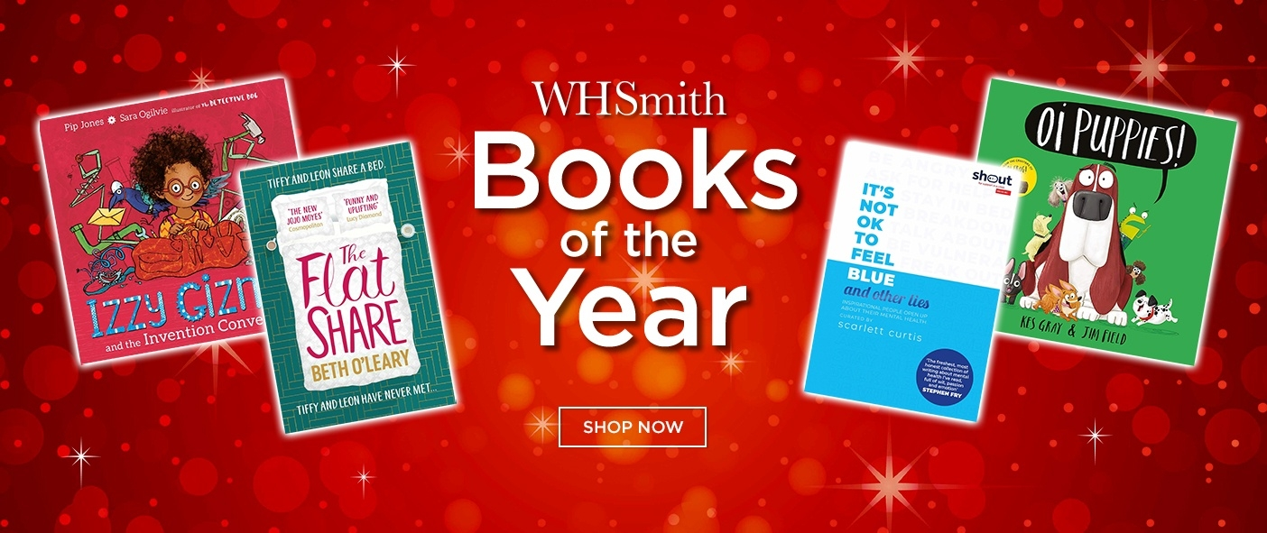 WHSmith Books of the Year