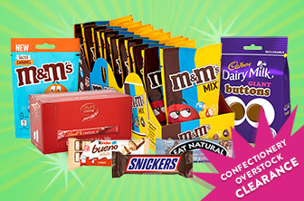 Confectionery Clearance