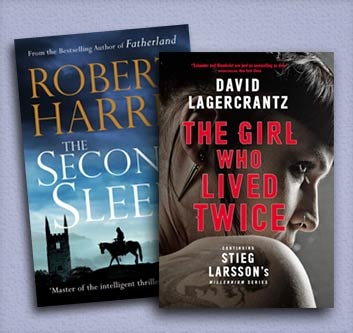 Crime, Mystery and Thriller Books