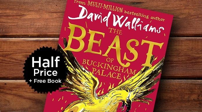 Pre-Order The Beast of Buckingham Palace and Receive a FREE Book!