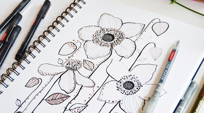 Derwent Line Maker Drawing Pens