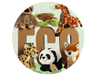 Eco Nation Cuddly Toys