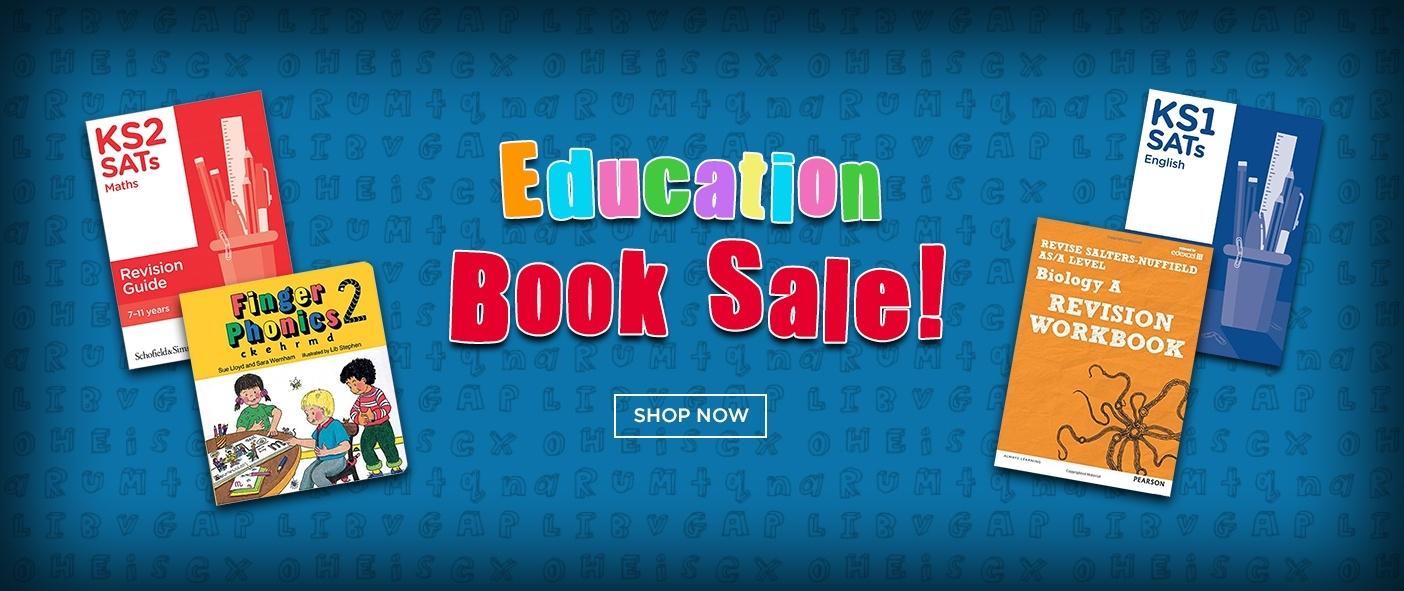 Children's Education Book Sale