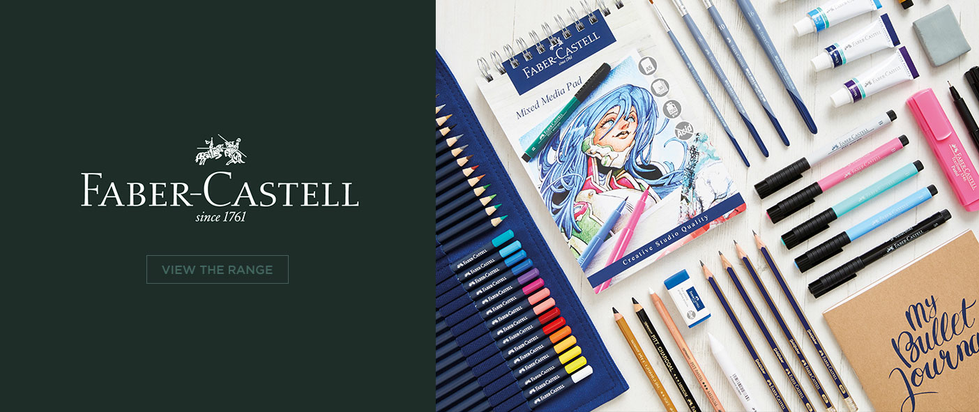 Faber-Castell Art and Graphic at WHSmith