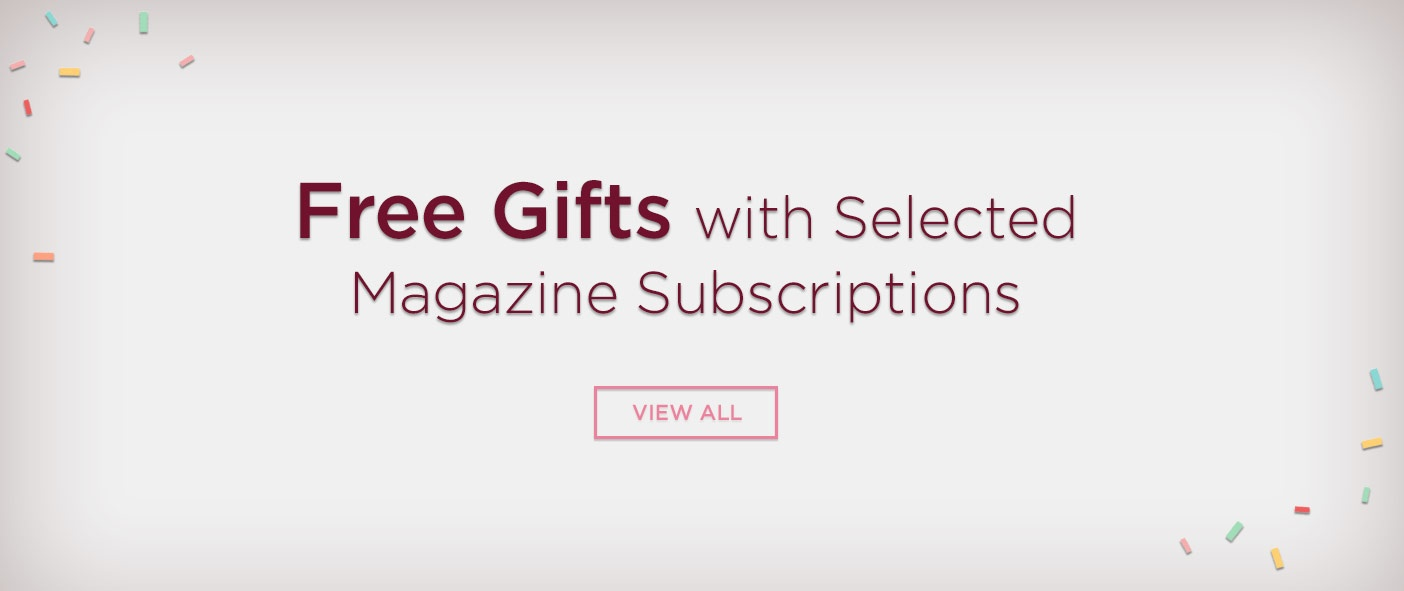 Magazine Subscriptions and Gift Packs | WHSmith