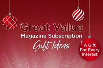 Great Value Magazine Subscription Gift Ideas