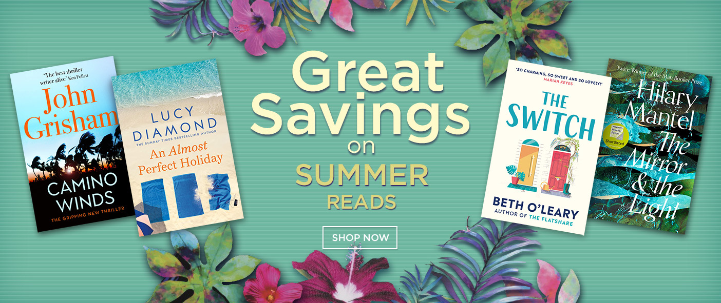 Great Savings on Summer Reads