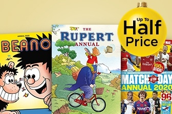 Up to Half Price Annuals