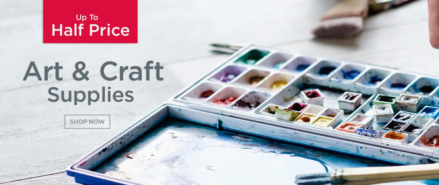 Art and Craft and Hobby Supplies | WHSmith