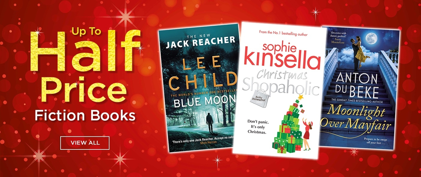 Up to Half Price Fiction Offer