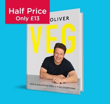 Half Price Jamie Oliver