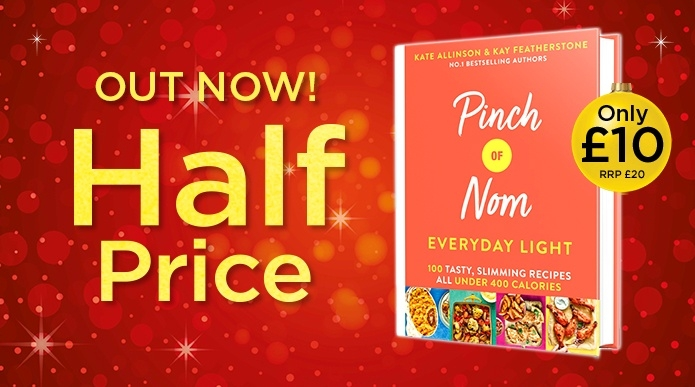 Order The New Pinch of Nom - OUT NOW at Half Price!