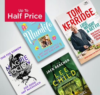 Up to Half Price Signed and Special Editions