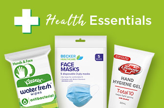 Face Masks and Health Essentials