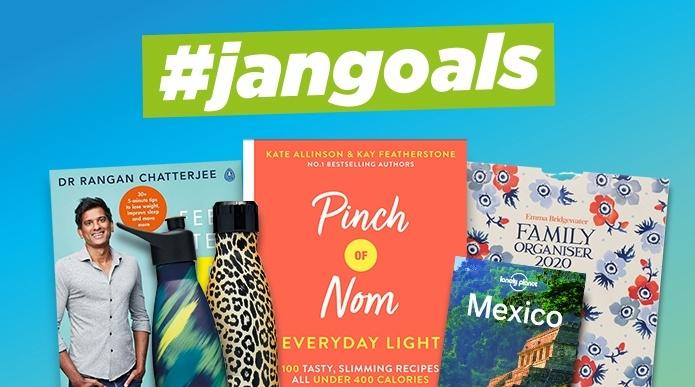 #JANGOALS