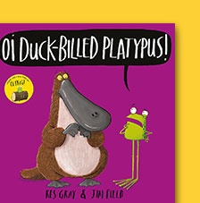 Kids' Picture Book of the Month