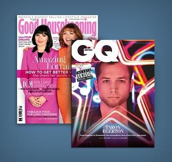 Lifestyle, Fashion & Beauty Magazines