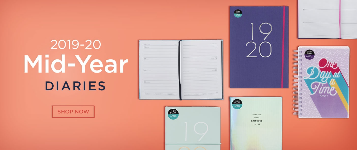 2019-20 Mid-Year Diaries