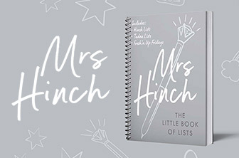 NEW Book From Mrs Hinch Out Now!