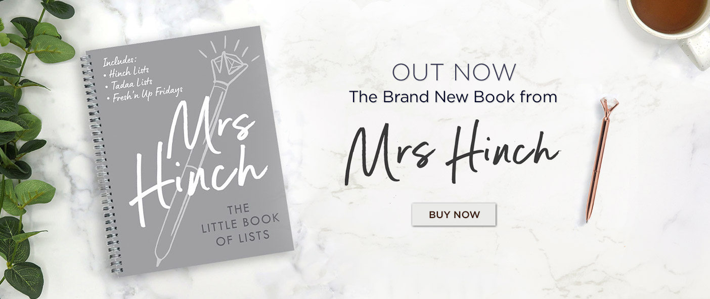 The NEW Mrs Hinch - Out Now!