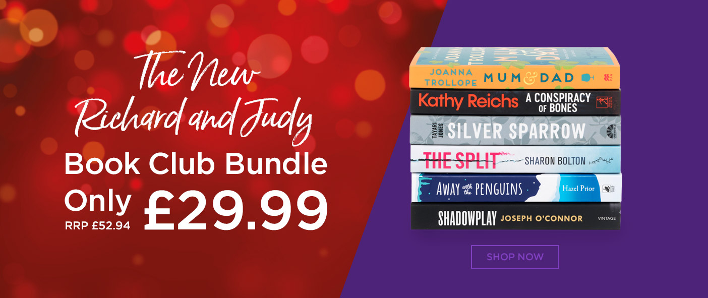 NEW Richard and Judy Book Bundle 2020