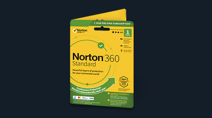 Norton 360 Standard 1 Device
