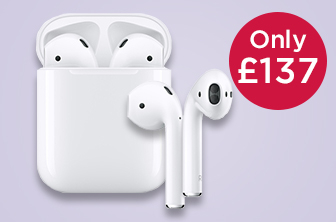 Apple Airpods G2, Was £159, Now £137