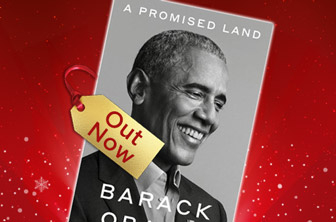 Out Now! A Promised Land by Barack Obama