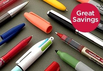 Pens, Pencils & Refills